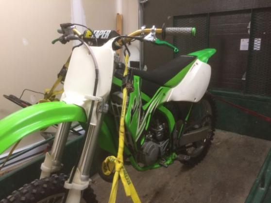 Kawasaki KX 125 2 temps