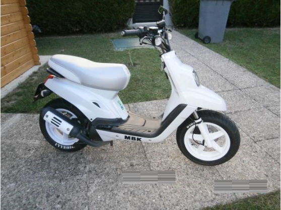 Booster MBK 50cc