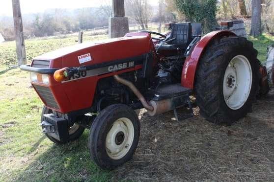 tracteur case 2130