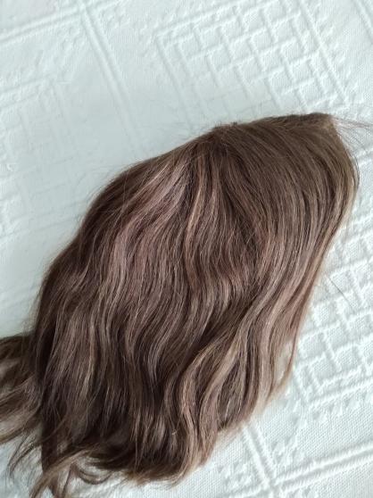 Annonce occasion, vente ou achat 'Vend Perruque aux cheveux naturels'