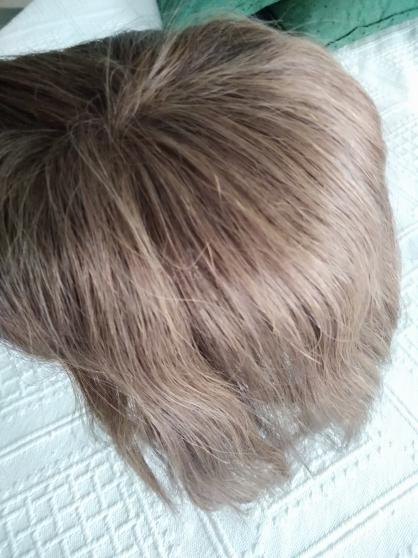 Vend Perruque aux cheveux naturels - Photo 2
