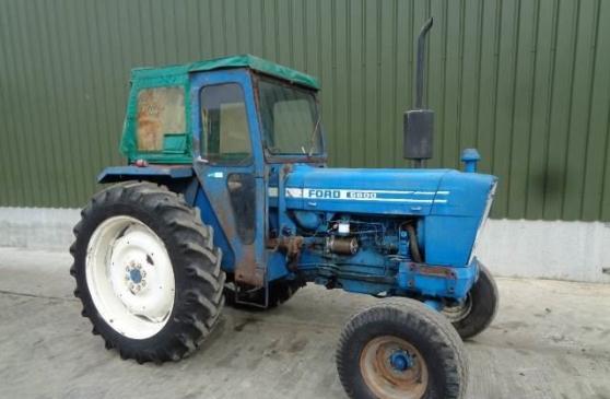 don tracteur ford 2wd à donner - Annonce gratuite marche.fr