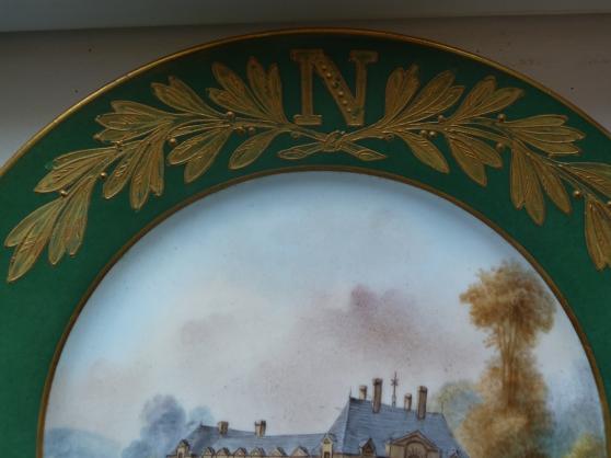 Assiette Napoléonique de Sèvres - Photo 2