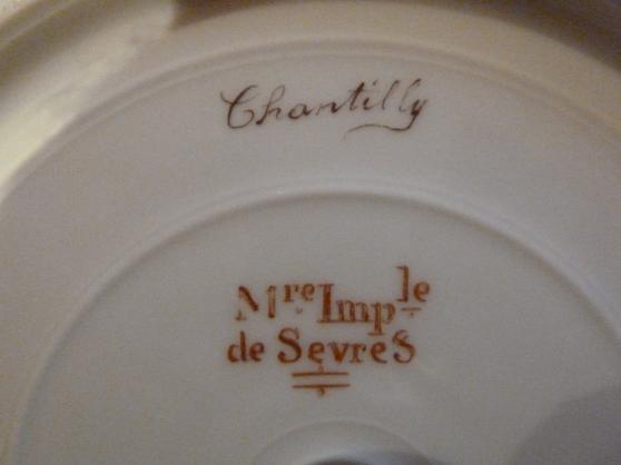 Assiette Napoléonique de Sèvres - Photo 3