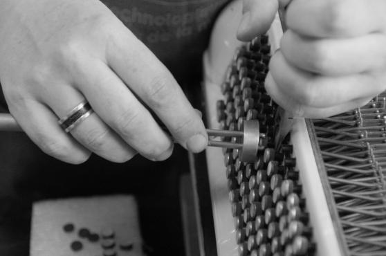 Réparation accordéon