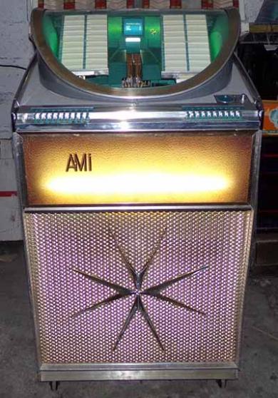 Jukebox Ami Lyric 1961 juke