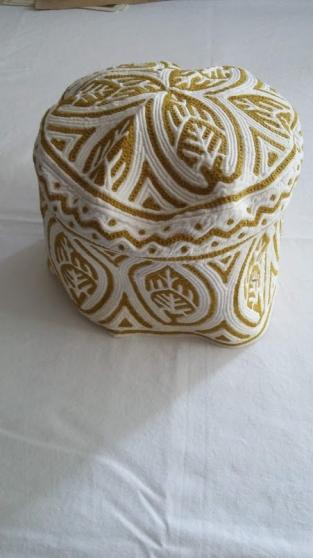 Annonce occasion, vente ou achat 'Chapeau Haut Style arabe omanais'