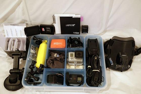 Canon EOS 6D DSLR + objectif Canon EF 24