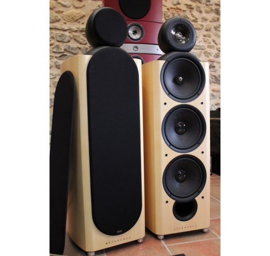 Annonce occasion, vente ou achat 'KEF REFERENCE 207/2'