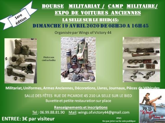 Annonce occasion, vente ou achat 'bourse militariat'
