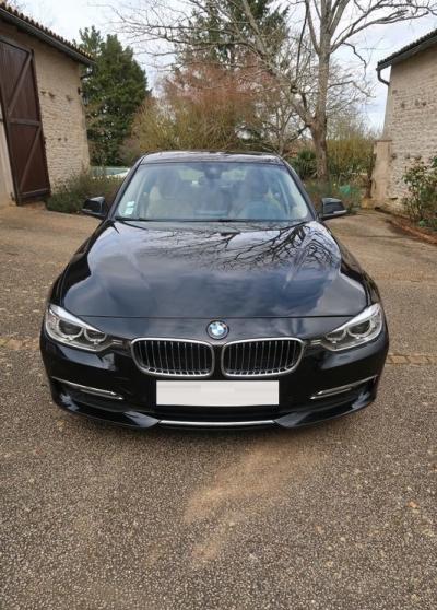 Annonce occasion, vente ou achat 'BMW Série 3 320D LUXURY 184cv 5 portes'