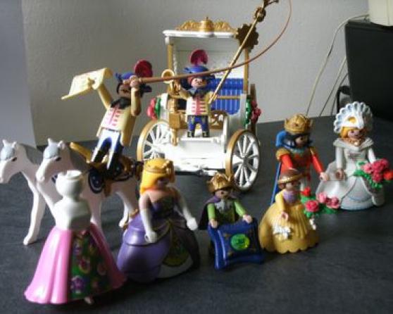 Annonce occasion, vente ou achat 'a vendre carrosse des mariées playmobil'