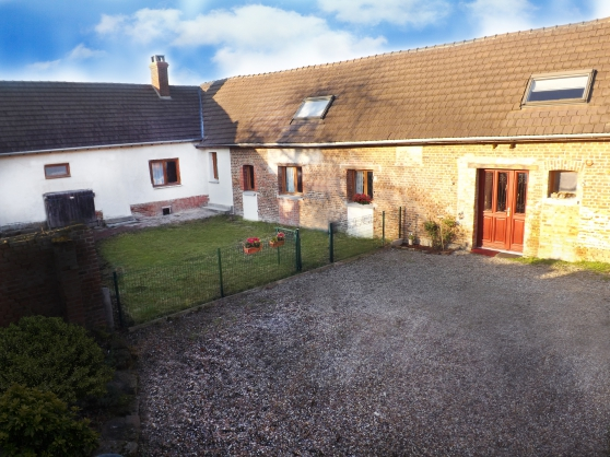 Double Grande Maison + Jardin
