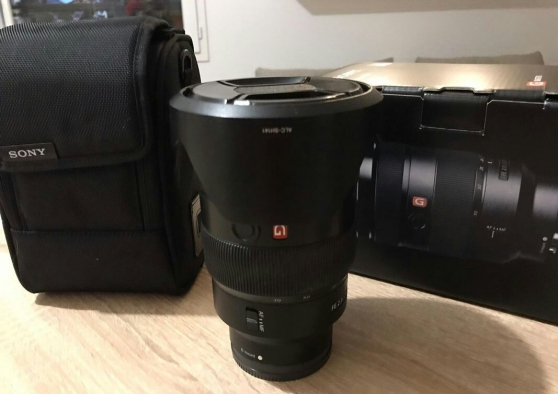 Objectif Sony 24-70 mm F2.8 G Master - Photo 2