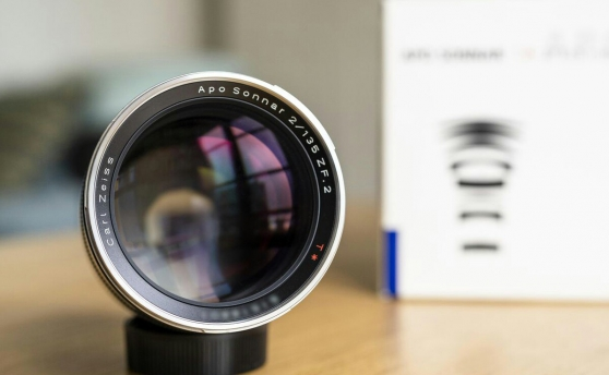 Objectif Zeiss APO-Sonnar T* 135mm 2.0 Z - Photo 2