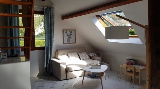 Annonce occasion, vente ou achat 'APPARTEMENT Duplex 83m2 à Mézy-sur-Seine'