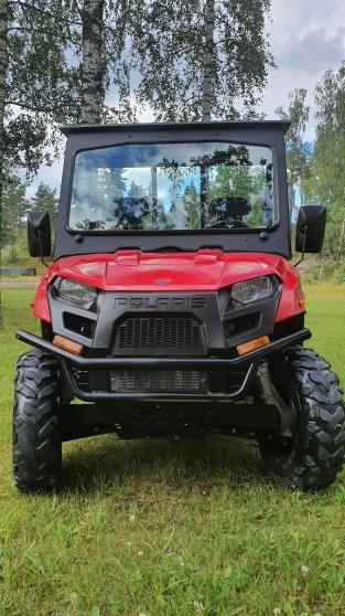 Annonce occasion, vente ou achat 'Polaris Ranger 500'