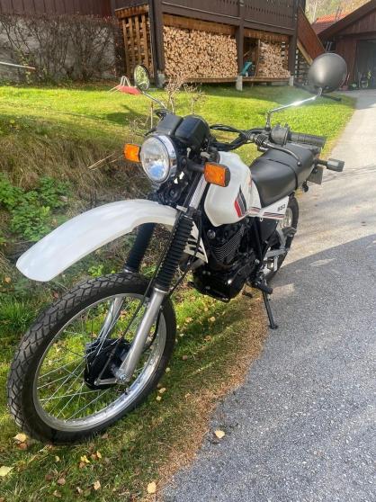 Annonce occasion, vente ou achat 'Yamaha XT 550'