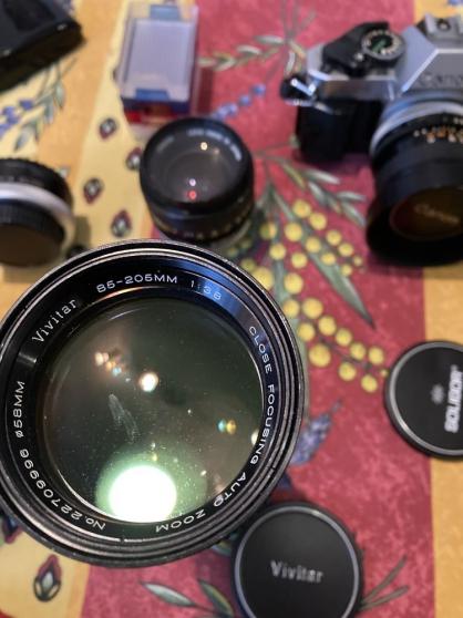 Appareil photo Canon AE-1