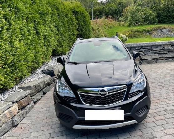 Annonce occasion, vente ou achat 'Opel Mokka 1.6-116 ch Essence'