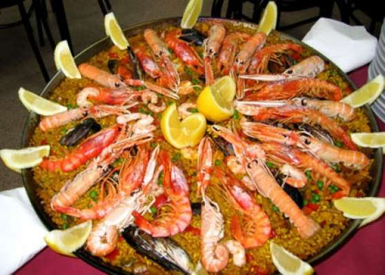 paella chouchou barbentane st andiol