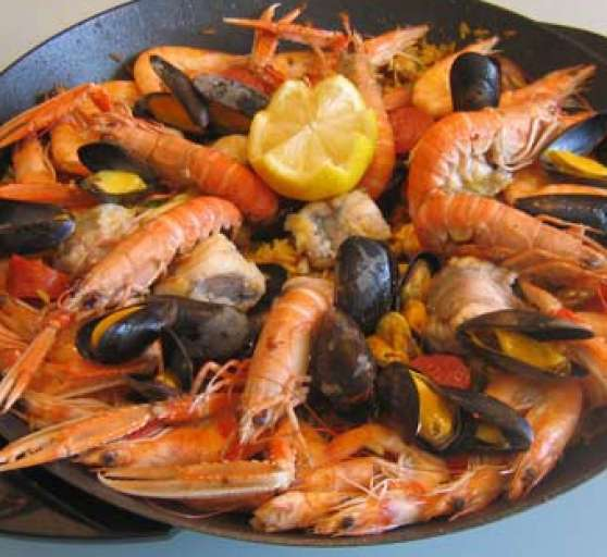 paella chouchou barbentane st andiol - Photo 2
