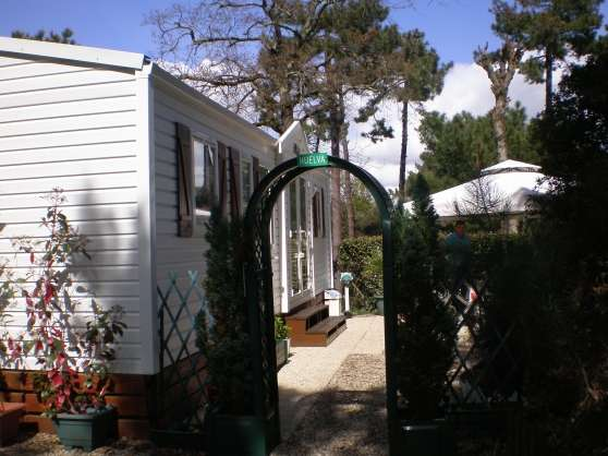 LOCATION MOBIL HOME NEUF ROYAN ST GEORGE