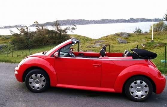 Volkswagen Beetle 1,9 TDI