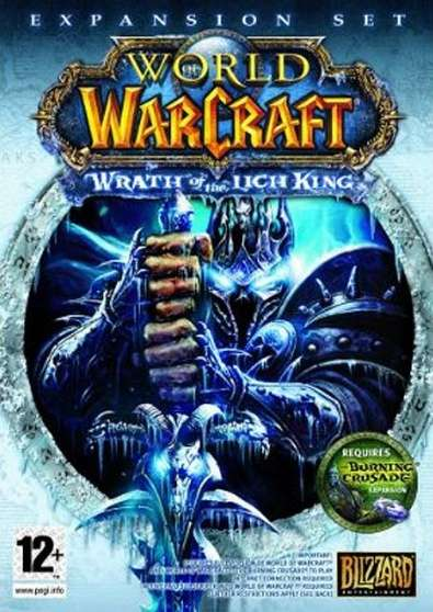 Annonce occasion, vente ou achat 'World of Warcraft Wrath of the Lich King'