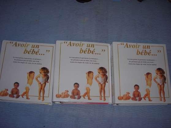 Annonce occasion, vente ou achat 'classeurs atlas d\'avoir un bébé'