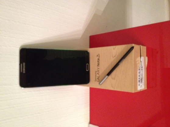 Annonce occasion, vente ou achat 'Samsung Galaxy Note 3 Black 32gb'