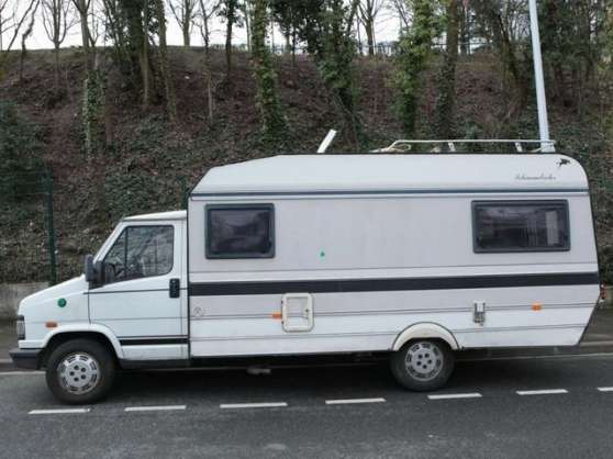 camping car peugeot j5 95 schimmelreiter la defense. Black Bedroom Furniture Sets. Home Design Ideas