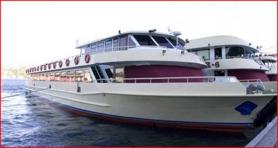 donne bateau passagers moteur de 41m allemagne en provence nautisme bateau allemagne en. Black Bedroom Furniture Sets. Home Design Ideas