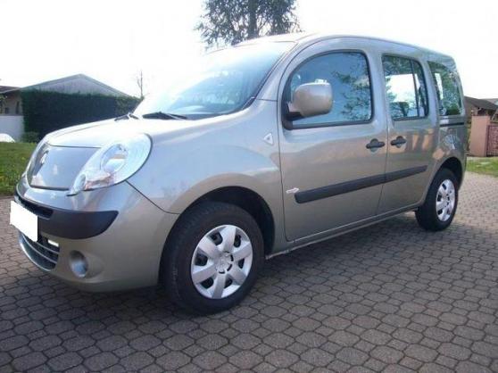 Renault Kangoo ii 1.5 dci 85 tomtom edi