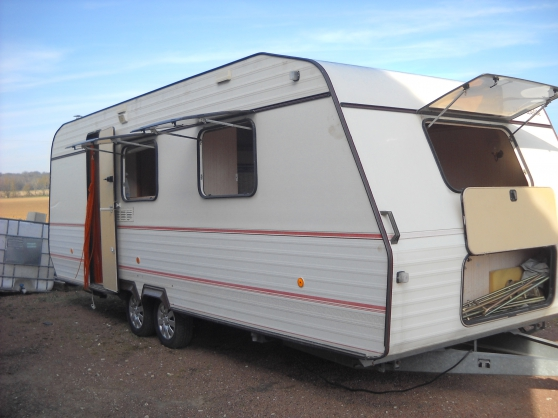 Annonce occasion, vente ou achat 'caravane marque lamancelle'