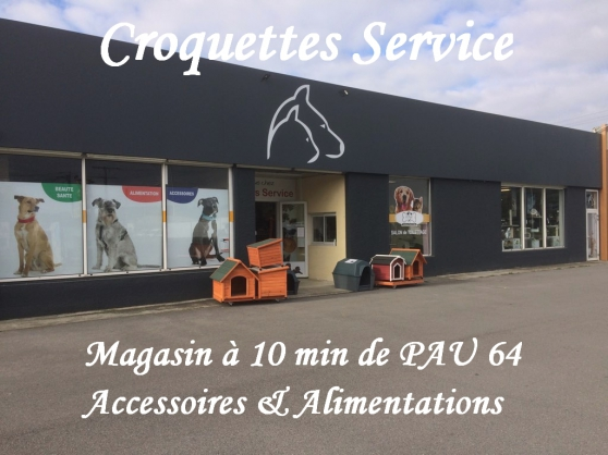 Magasin Accessoires Animalerie