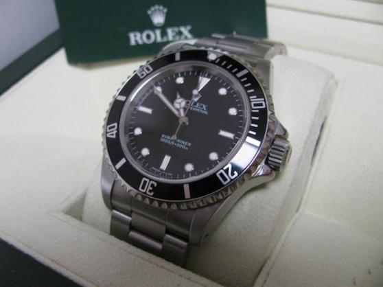 Rolex Submariner Inoxydable