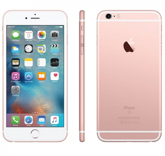téléphone iphone 6s neuf factice or rosé - Annonce gratuite marche.fr