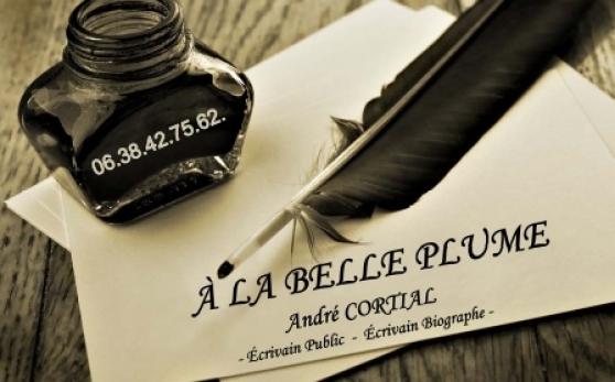 ecrivain biographe - Annonce gratuite marche.fr