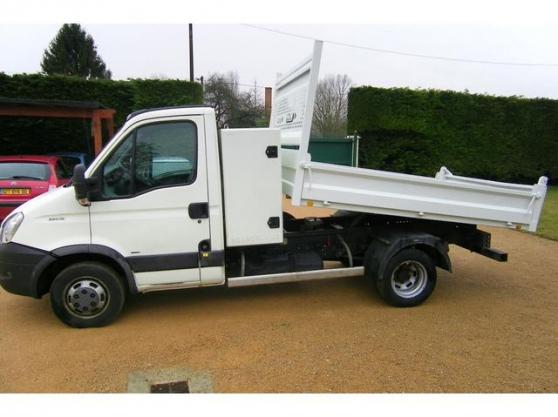 camion iveco daily 3.5t 35c10 empat - Annonce gratuite marche.fr