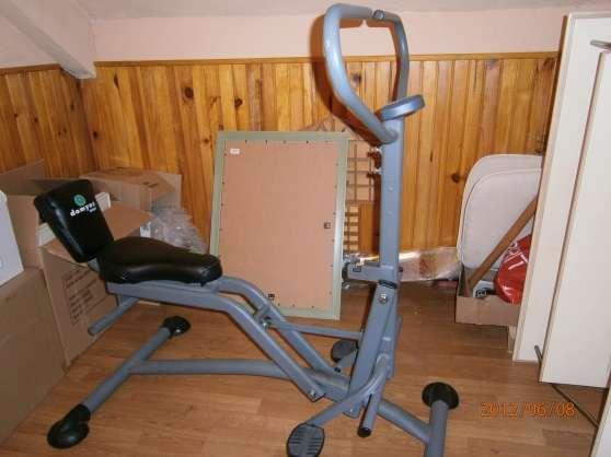 Velo rameur appartement sports gymnastique meaux reference spo gym vel - Velo rameur appartement ...