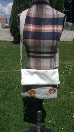créations en matières textiles fait main - Photo 4