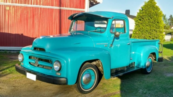 Annonce occasion, vente ou achat 'Ford F-serie International R100'