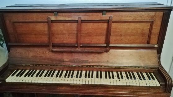 Piano droit - Régy Paris - 2 pédales