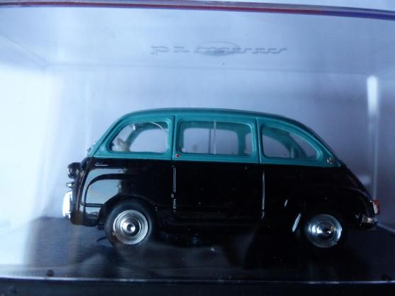 Annonce occasion, vente ou achat 'FIAT MULTIPLA 1960 BRUMM'