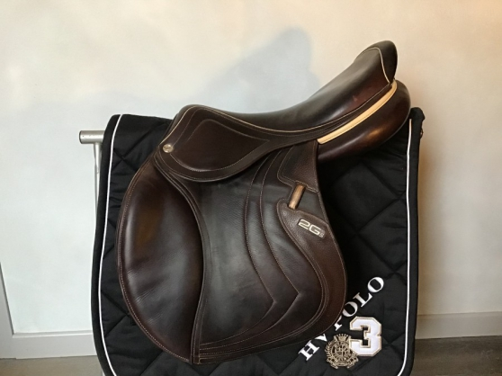 Selle CWD 17,5 d'obstacle 2Gs