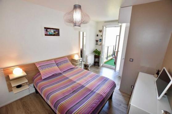 Magnifique appartement 2 pièces avec bal
