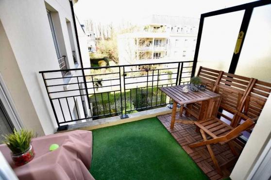 Magnifique appartement 2 pièces avec bal - Photo 3