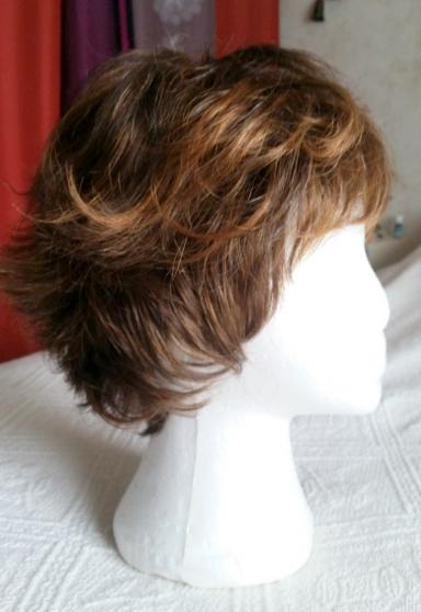 perruque neuve