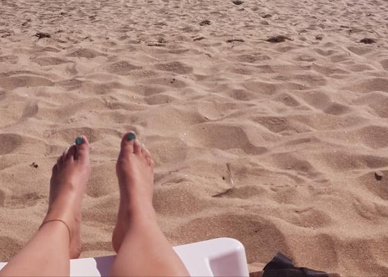 Vente photo pieds